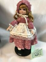 A Dynasty Porcelain Bisque Doll(Honey) Musical (Thank Heaven for Little Girls)