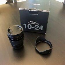 Fujifilm Fujinon XF 10-24mm F/4-22 OIS R Lens