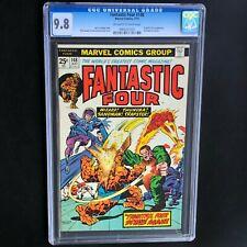 Fantastic Four #148 💥 CGC 9.8 💥 Frightful Four App & Sub-Mariner Cameo! 1974