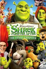 Shrek Forever After: The Final Chapter (Dvd) ~ New & Factory Sealed!