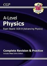 New A-Level Physics: OCR B Year 1 & 2 Complete Revision & Practice with...