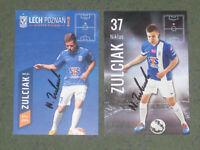 2x DE Niklas Zulciak (Lech Poznan) Kickers FSV Frankfurt Viktoria Preussen