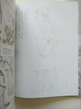 Dédicace BD VINK - EO 1994 (très bel état) Le moine fou 7 (les tourbillons)