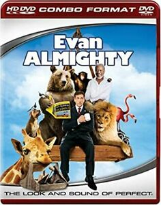 Evan Almighty (HD DVD, 2007) FREE POST