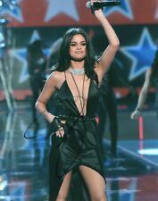 Selena Gomez Singer Hott Concert Signed 8x10 Photo Autographed COA SG Look Proof