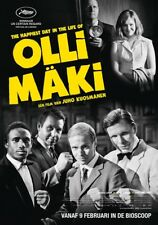 The   Happiest   Day   in   the   Life   of   Olli Mäki     film    poster.