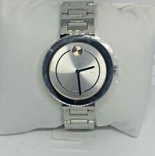 Movado Bold Quartz Movement Silver Dial Ladies Watch 3600497 MSRP $595