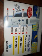 Rademacher Rolloautomat Rollotron 9600 plus Rollladengurtwickler neu unbenutzt