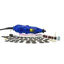 WEN 2307 Variable Speed Rotary Tool Kit with 100-Piece Accessories New