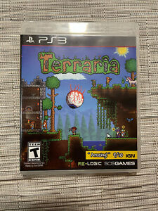Terraria for Sony PS3 / PlayStation 3