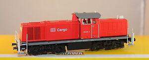 BRAWA 41511 Diesel Locomotive 294 294-4 DB Ag, Epoch 5, Dc Basic + Analogue