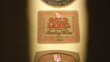 OLD BRITISH BEER LABEL, WHITBREAD BREWERY LONDON ENGLAND, BARLEY WINE 1