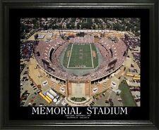Baltimore Ravens @ Old Memorial  Stadium 22x28 frame