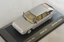 ODEON 005 - CITROEN BX 1983 GRIS METAL  1/43