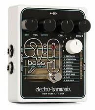 Electro-Harmonix BASS9 Bass Machine Pedal