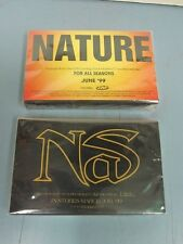 NAS 1999 super RARE promo cassette single I AM excerpts sealed NEW old stock