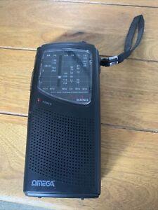 Omega Multiband Radio 4998