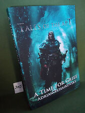 ADRIAN TCHAIKOVSKY  A TIME FOR GRIEF (TALES OF THE APT VOL 2)  FIRST UK PB NEW