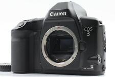[NEAR MINT] Canon EOS 3 SLR 35mm Film Camera Body From JAPAN 2020263