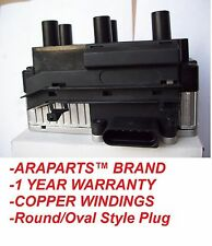 99-02 VW JETTA GOLF GTI V6 VR6 2.8L Ignition Coil Pack NEW Round/Oval plug