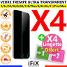 VERRE TREMPE VITRE PROTECTION FILM ECRAN IPHONE 7 6S 6 8 PLUS XR X XS 11 PRO MAX