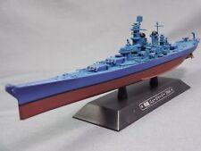Eaglemoss 1/1100 New Jersey Battleship 1944 Warships Japanese Diecast Mini WS28