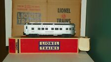 LIONEL # 2436 MOOSEHEART OBSERVATION CAR COLLECTOR PIECE C-8++ BOX IS A BRICK C9