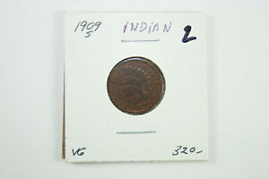 1909-S Indian Head Penny