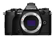 Olympus OM-D E-M5 Mark II 2 Mirrorless Digital (Body only) Black -Fedex  to USA
