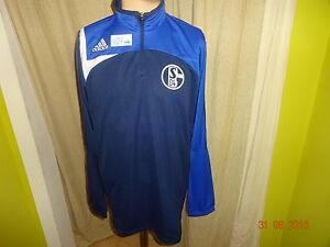 FC SCHALKE 04 Präsentationsjacke 201718 Adidas Größe M L XL