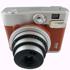 Fujifilm Instax Mini 90 Neo Classic Sofortbildkamera Braun - NEUWARE -