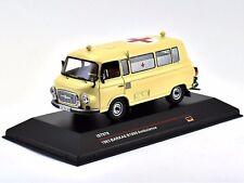 BARKAS B1000 Ambulance 1963 1:43 IXO IST078 (ABIXV027)