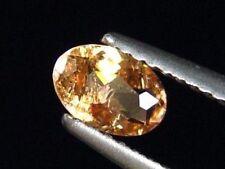 Zoisit Tansanit / Zoisite Tanzanite orange 0,58 Ct. natural color (552q)