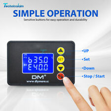 """1.37"""" AC 110-220V LCD Display Temperature Control Module -55℃~120℃ with Sensor"""