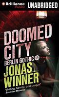 Doomed City 2 by Jonas Winner (2014, CD, Unabridged)