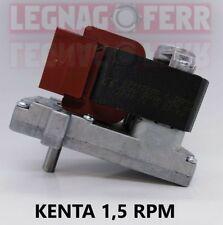 MOTORIDUTTORE KENTA 1,5 RPM PERNO D.8,5 mm K9115000 ORARIO