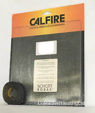 Calfire Replacement Stove Glass Aarrow ECOBURN 7 (314 x 220) - FREE Thermal Tape