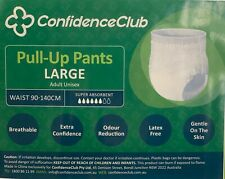 Confidence Club Pull-Up Pants - LARGE (90-140cm)