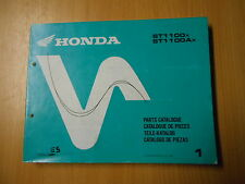 Honda ST 1100/a x Pan European sc26 (1999) Parts Catalogue de pieces