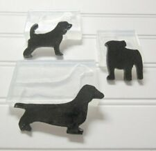 Silicone Molds for Pet Silhouettes 36 Breeds Available