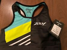 zoot W LTD Tri bra size small TEAM new w/ tags