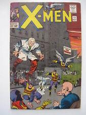 *X-MEN V. 1 #11 vg+ 1st Stranger!