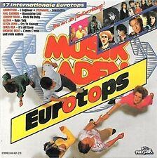 Musikladen Eurotops (1986) Animotion, Phil Carmen, Alisha, Tarracco, Brya.. [LP]
