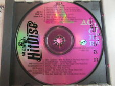 HITDISC TM CENTURY 257A 1998 RARE PROMO CD HALL OATES ACE OF BASE JANET JACKSON
