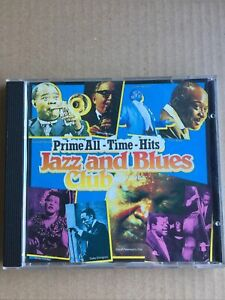 CD / JAZZ AND BLUES CLUB >PRIME ALL - TIME - HITS< Vol. 4 / 1987