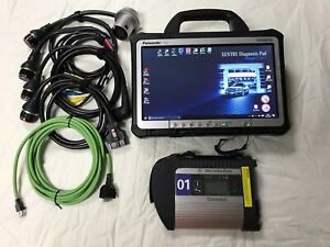 MB Star Mercedes Xentry 06 2021 Dealer Level Diagnostics Kit