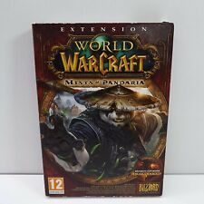 WORLD OF WAR CRAFT EXTENSION MISTS OF PANDARIA FRENCH VERSION (LOOK DESC.) R2000