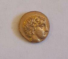 Rare Grece Gold coin   Kingdom of Macedon, Philip II 1/8 Stater -1.07 g.