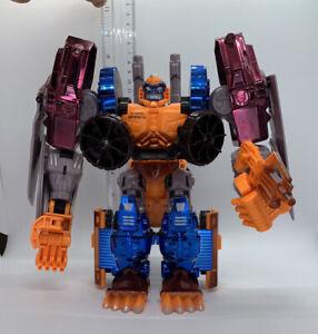 Transformers Beast Wars Transmetals Optimal Optimus Prime Primal Action Figure