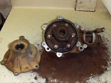 YAMAHA 350 BRUIN ATV FRONT DIFFERENTIAL ( FOR PARTS ) BEARINGS BAD  A517